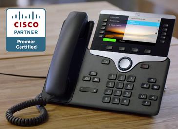 Cisco Premier Certified Partner and Provider of Cisco VOIP, IP Phones
