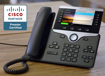 Cisco Premier Certified Partner and Provider of Cisco VOIP, IP Phones
